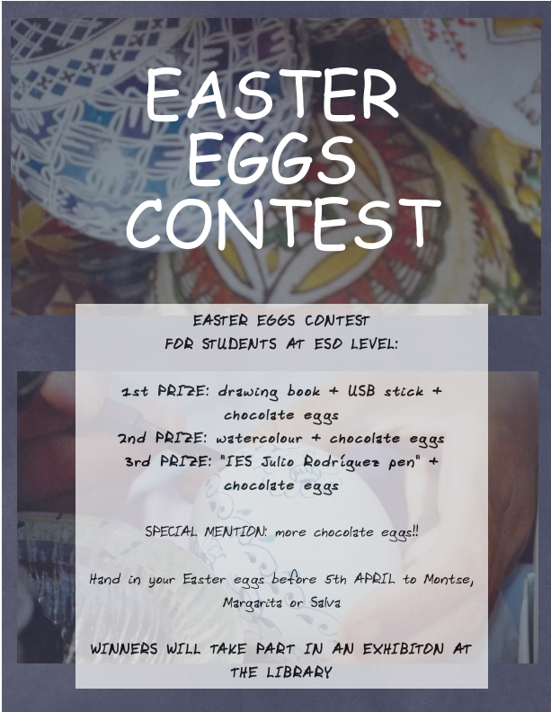Eastereggscontest (2)