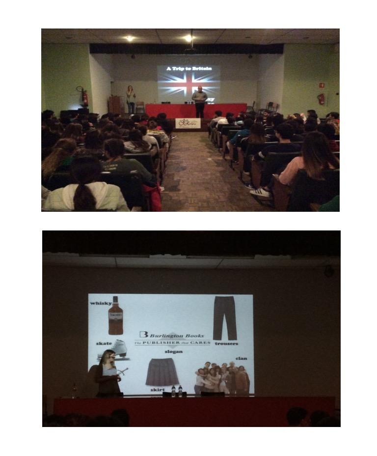 british Culture class